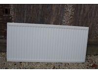 Single Panel Radiator 600 x 1280 mm