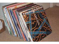 "105 x 12"" Vinyl Records Collcetion. Disco / Soul / Funk / Jazz 1970's- 80's"