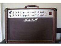 MARSHALL ACOUSTIC AMP (SOLOIST) RARE AS80R CELESTION LOADED