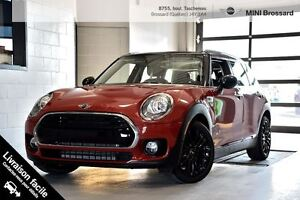 2017 MINI Cooper Clubman DEMO + TOIT PANO + ALL4
