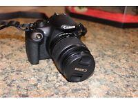 canon Eos 1200d dslr camera