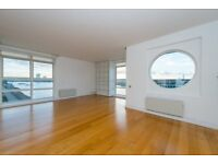 Unfurnished luxury 3 bed apartment available in Canary Wharf E14, with parking