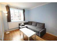 1 bed furnished flat, period small block of flats, short walk to 3 tubes, shops & supermarkets