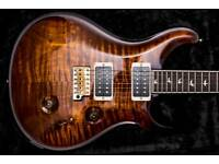 PRS CUSTOM 24 Black Gold 30th Anniversary model ***MUST SEE***