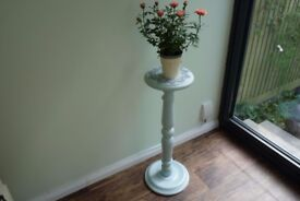 Solid Pine Plant Stand/Plinth