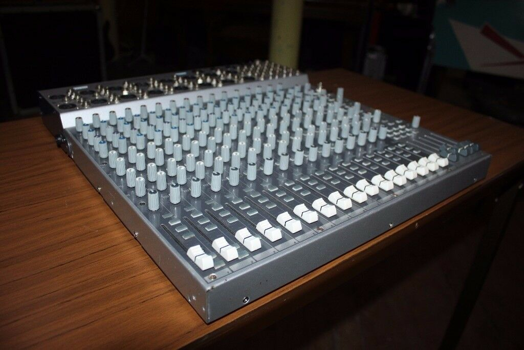 Phonic MR2443 Channel Mixer / Mixing Desk
