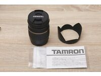 Tamron SP A16 AF XR Di II LD Aspherical IF 17-50mm lens - CANON mount