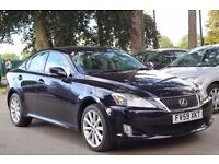 Lexus IS 220D 2.2 TD SE-I 4dr FULL LEATHER SEATS