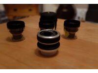 Lensbaby Composer Tilt-shift Lense for Nikon w/ four lense kit