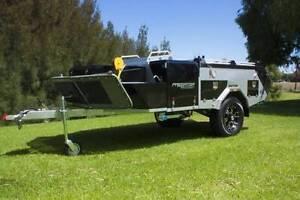 Rear Fold Predator Camper Trailer- Ex Rental must go!!! Laverton North Wyndham Area Preview
