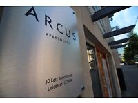 2 Bed Luxury Flat to Let in Arcus Highcross Leicester City Centre LE1 Fully Furnished Avail NOW