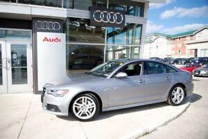 2017 Audi A6 3.0T Technik quattro | Audi Active Lane Assist