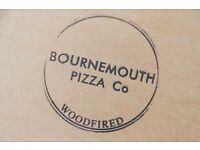 Bournemouth pizza company is recruiting a delivery driver for evening work