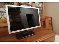 """Dell 17"""" Widescreen Flat Panel LCD Monitor (Silver) SE178WFP"""