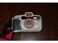 Canon Sure Shot water proof 35 mm Camera