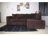 9 DIFFERENT COLORS◄!!High Quality DYLAN CORNER/3+2 SOFA IN JUMBO CORD FABRIC SOFA