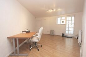 SMALL OFFICE SPACE TO RENT IN BELSIZE VILLAGE NW3 - £550pm inclusive of all bills