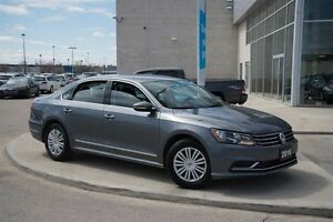 2016 Volkswagen Passat Trendline 1.8T 6sp at w/ Tip - Rear View