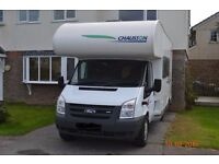 "Chausson Flash S3 -2008 reg- 4-6 Berth Motor home -"" 1 WEEK ONLY AT THIS PRICE"" £22000"