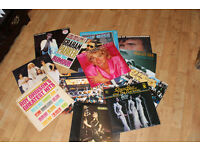 Vinyl Records Albums plus some 12inch singles