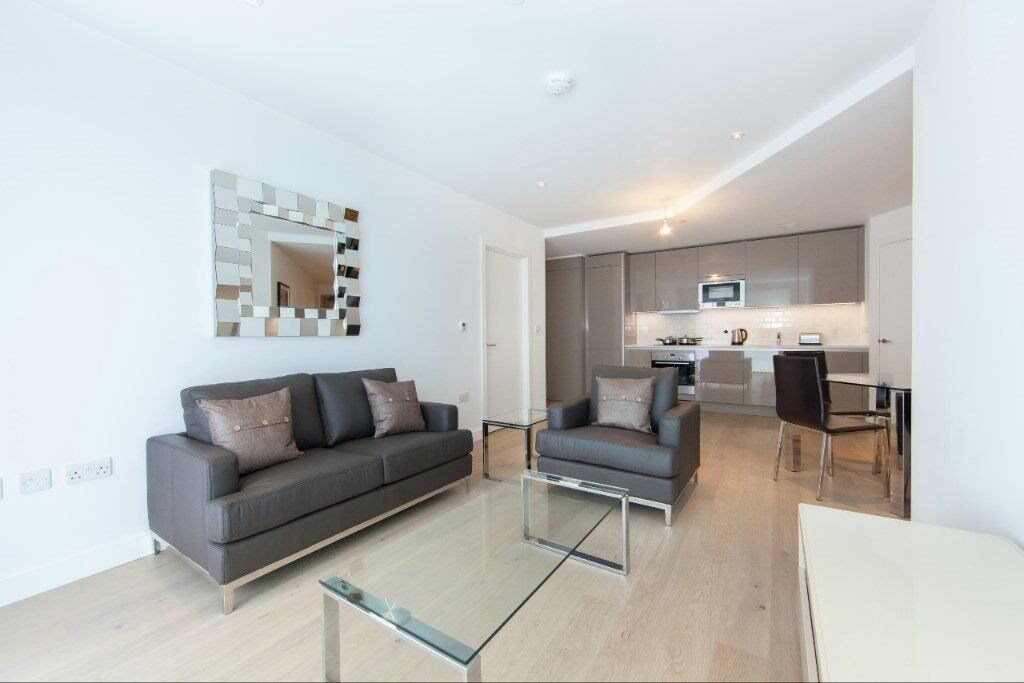 LUXURY 1 BED TRAFALGAR PLACE MANSFIELD ELEPHANT CASTLE SE17 BOROUGH KENNINGTON LONDON BRIDGE