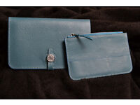Hermes Dogon Duo Wallet & Coin Purse