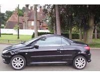 Peugeot Convertible for sale One year MOT very Good runner