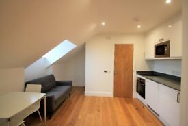 Studio Flat for Rent in NW6 - High Spec Finish - Furnished - Near Brondesbury Overground Station