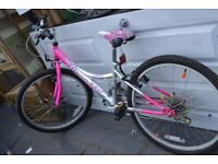 MONTARE FALCON MOUNTAIN KID'S BIKE WITH GEARS, HATTON