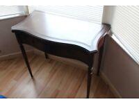 For sale antique table - desk