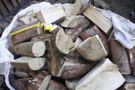 Dry Fire wood Seasoned