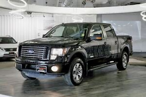 2011 Ford F-150 FX4, Sunroof, Backup Camera, Remote Start, AWD