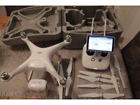 DJI Phantom Pro Plus drone