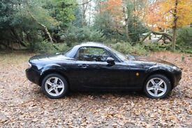 MAZDA MX-5 1.8 ROADSTER 2 DR (2008) in excellent condition