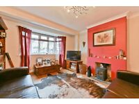 A 3 bedroom family home in Morden. Newly painted home with a beautifully refurbished kitchen.