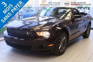 2012 Ford Mustang V6 Premium *Convertible * Nouvel Arrivage *