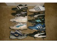 Football boots size 6/7