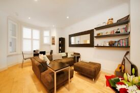 STYLISH TWO BED FLAT WITH PRIVATE GARDEN AND MODERN INTERIOR! CLOSE TO TUBE AND FANTASTIC PRICE!