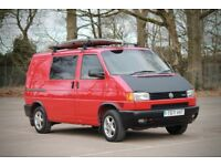 VW T4 Transporter surf bus / day van / camper van