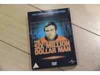 Six Million Dollar Man Season 1 Box Set