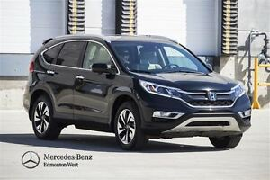 2015 Honda CR-V Touring Navigation & Leather
