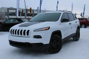 2016 Jeep Cherokee SPORT PLUS 4X4 *CAMERA RECUL/SIEGES CHAUFFANT