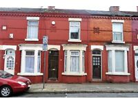 33 Hanwell St, Anfield. 2 bed mid-terrace with GCH&DG, fitted kitchen & bathroom, LHA welcome