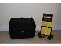 Lowepro Magnum 650 AW Shoulder Bag + Kata Insertrolley