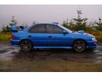 Subaru Impreza Terzo Ltd Edition No:41