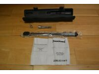 Torque Wrench with case