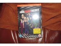 The Big Bang Theory Season 6 DVD Box Set BNIB