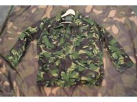 British Army Issued DPM Ripstop Field Jacket - size 160/104 (short)