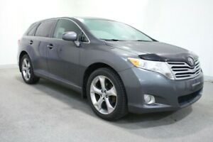2010 Toyota Venza AWD+BLUETOOTH+PRISE USB+OUVRE PORTE GARAGE