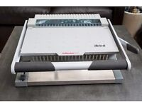 Ibico - Comb Binder - ibiMaster 400 with tons of combs / covers etc
